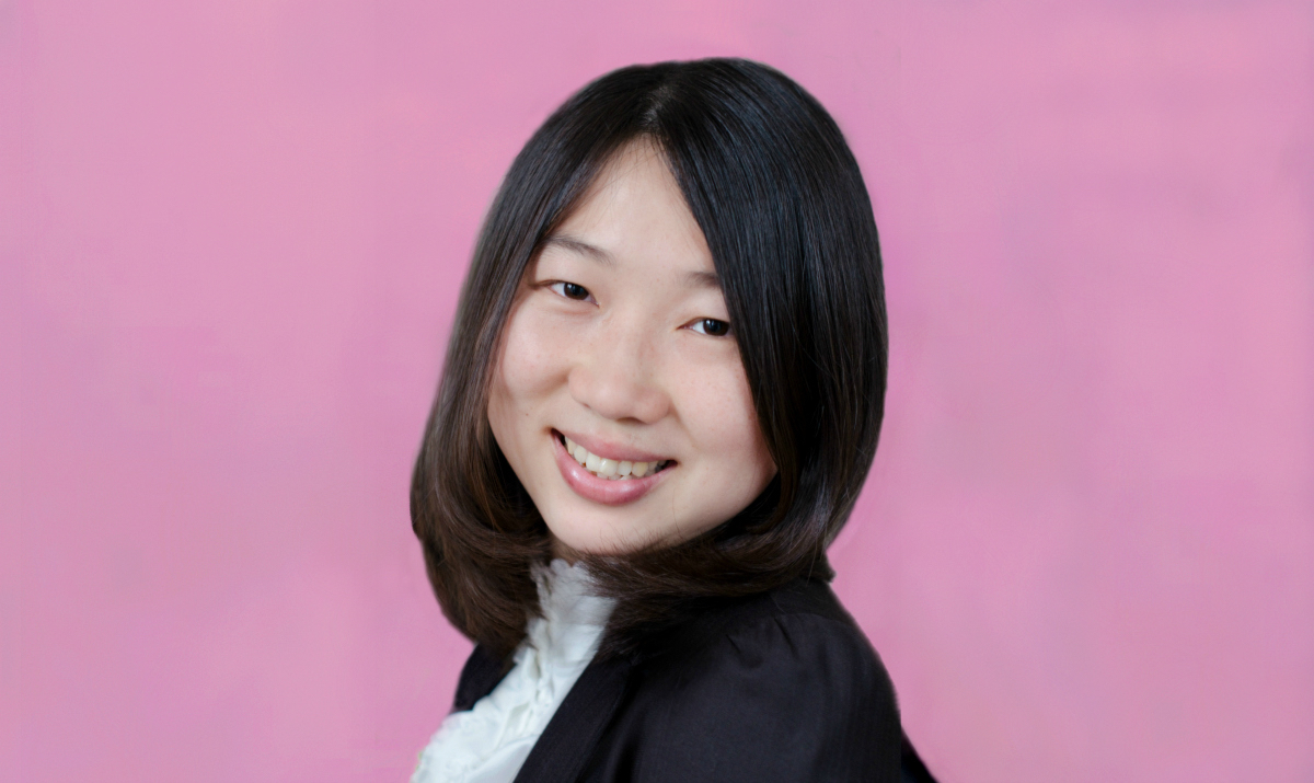 Image of Dr Ling Zhang.