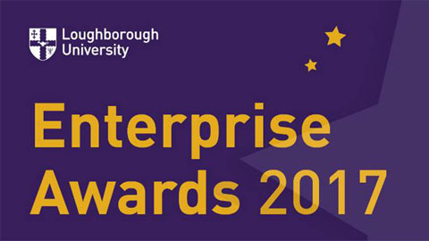 Poster for Enterprise Awards 2017