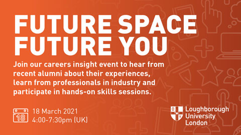 Image of digital asset for Future Space - Future You event.
