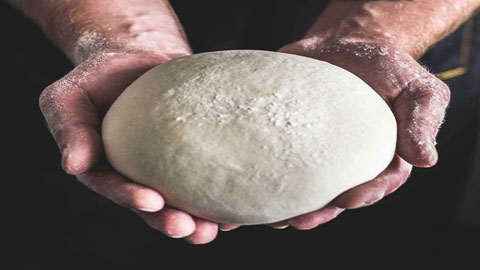 Image of dough.