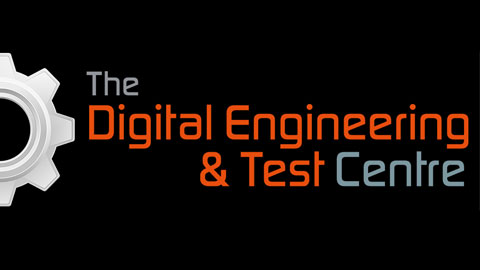 Digital Engineering Test Centre logo