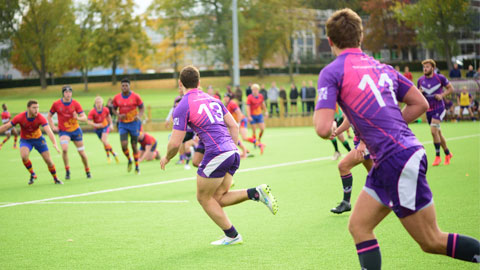 Loughborough rugby generic male team