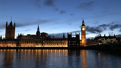 Image of the House of Commons.