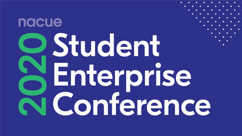 NACUE Student Enterprise Conference 2020.