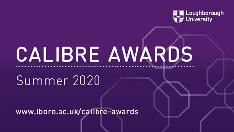 Image of CALIBRE awards asset.