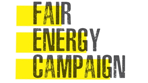 Image for Fair Energy Campaign.