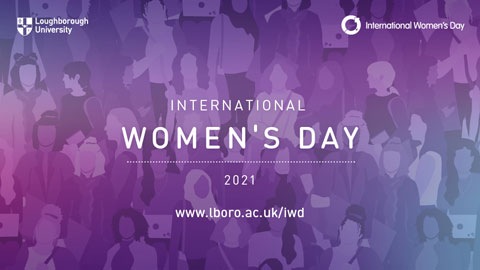 Image for International Women's Day 2021.